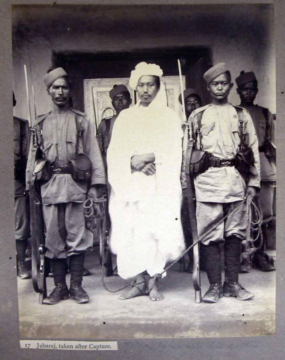 Manipur under British