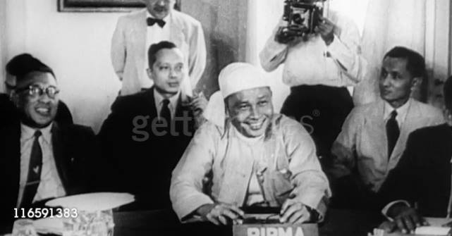 During the Heyday of Burmese Diplomacy