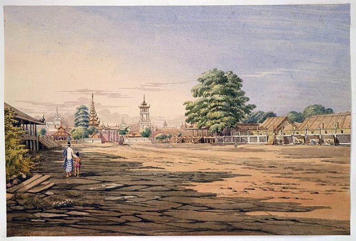 အမရပူရနေပြည်တော်