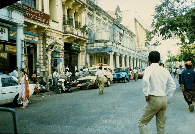 Rangoon 1986
