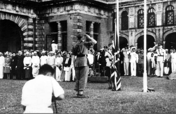 Our Brexit: Government House Rangoon 4 January 1948