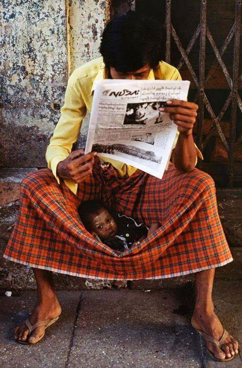 Rangoon Style 1984