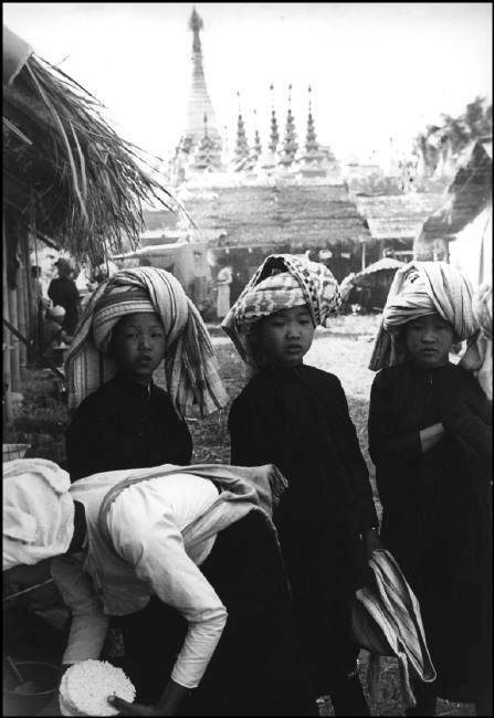 Hopong, Shan states, August 1948