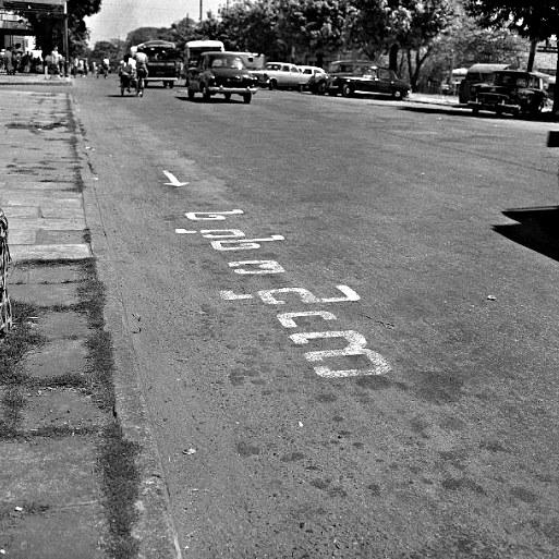 """No Parking"" in Rangoon"