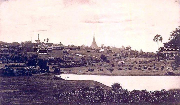 ၁၉ ၀၄ ခုနှစ်က ရန်ကုန်မြို့
