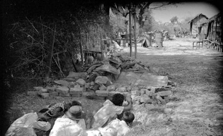 ၁၉ ၄၉ ခုနှစ်တွင် တိုင်းပြည်၏ ပြည်တွင်းစစ်မီး  အထွတ်အထိပ် ရောက်လာခဲ့ပြီ