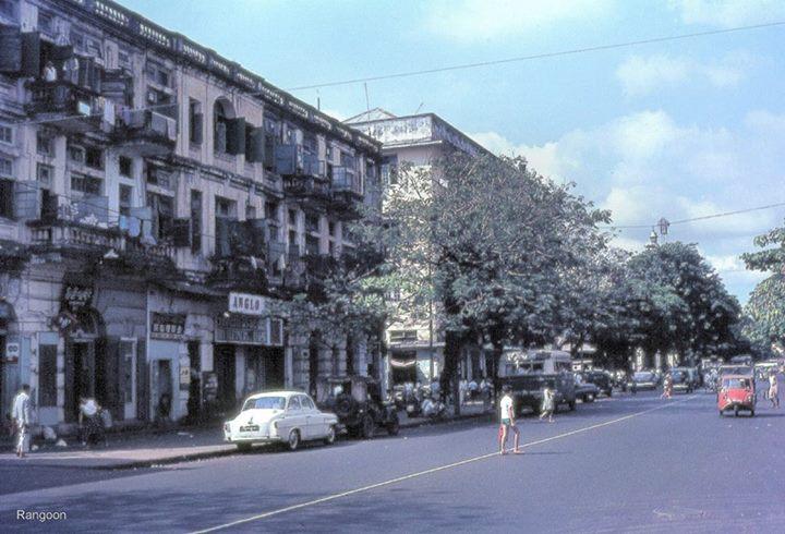 Rangoon 1966