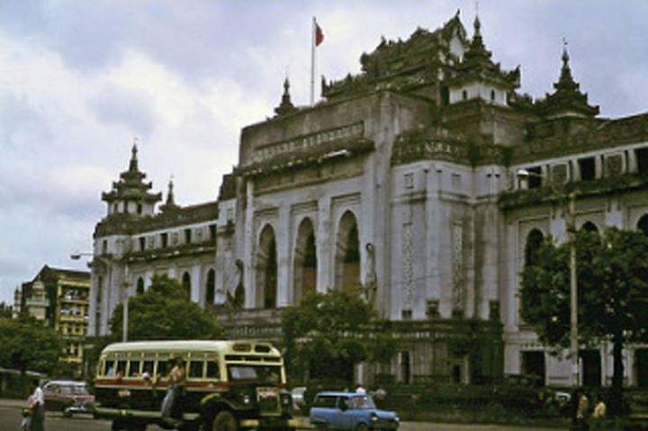 Rangoon 1978