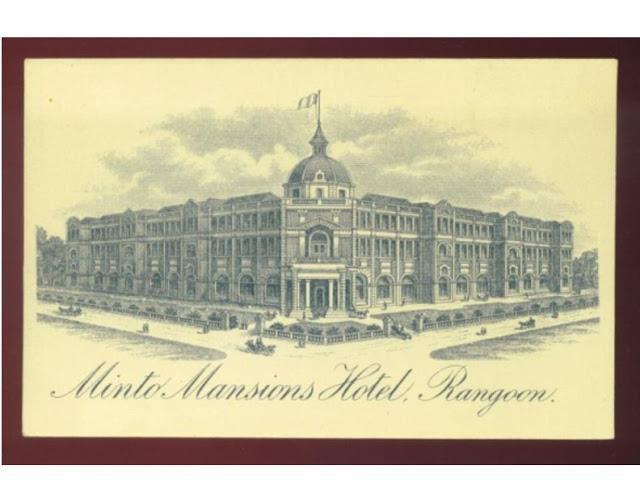 The Minton Mansions Hotel