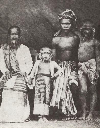 """The """"Hairy Family"""" of Mandalay"""