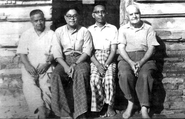 Myanmar's Great Gentlemen-Scholars