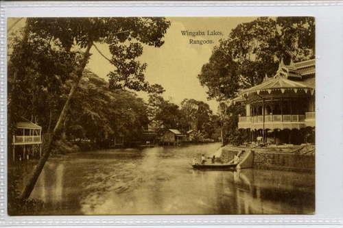 ၁၉၀၀ ပြည့်နှစ်ဝန်းကျင် ဝင်္ကပါလမ်း