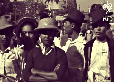 Rangoon Style 1948