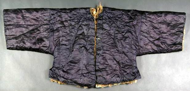 Jacket of King Thibaw