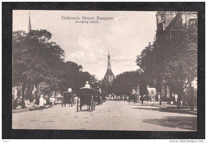 Dalhousie Street c. 1900