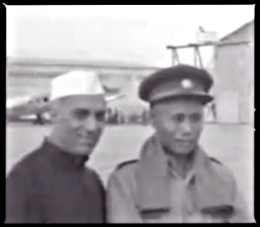 Burma's great friend, Pandit Nehru