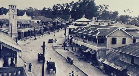 ၁၉၄၁ ခုနှစ် မေမြို့ (ယနေ့ပြင်ဦးလွင်မြို့)