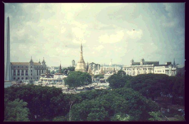 Rangoon 1953
