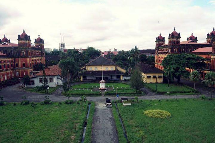 မြန်မာ့ဒီမိုကရေစီ မွေးဖွားရာ အဆောက်အအုံ
