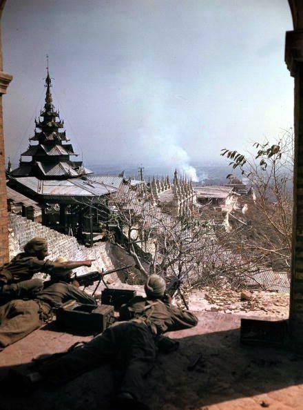 The 1945 Conquest of Burma