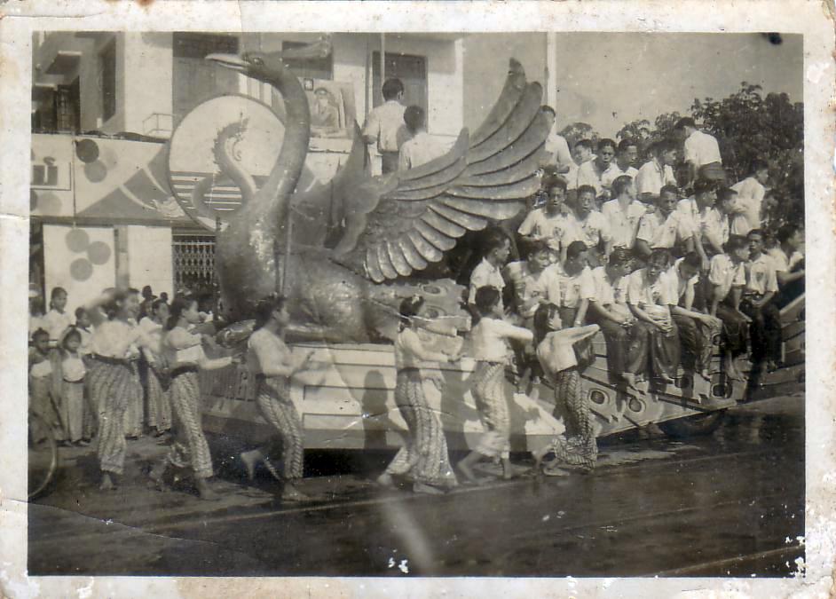 ၁၉၅၈ ခုနစ်က မြို့မတီးဝိုင်း